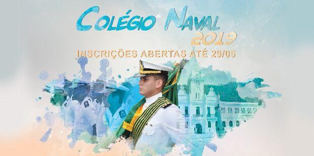 Marinha do Brasil abre inscrições para concursos de nível fundamental e superior