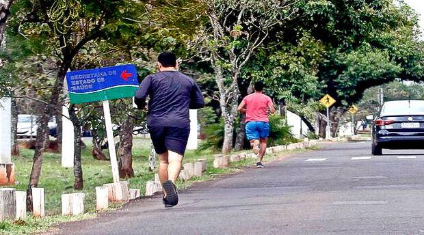 Para realização do teste físico da PM e Bombeiros, Parque dos Poderes será interditado no domingo