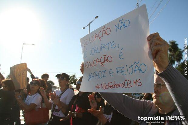 Justiça manda barrar greve de servidores administrativos de MS