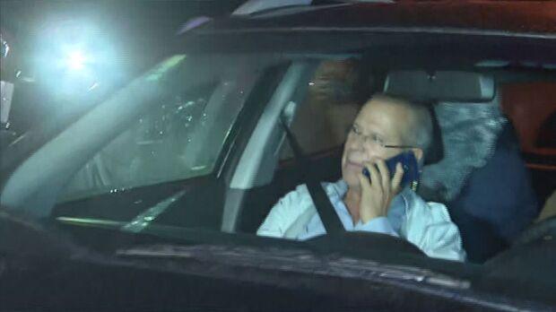 José Dirceu é transferido da PF para Complexo Médico-Penal