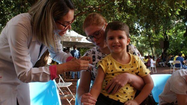 Campanha contra gripe atingiu 35% do público-alvo