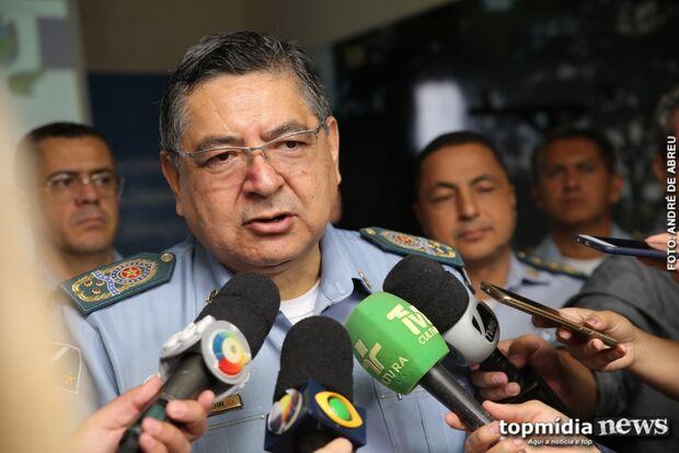 Polícia Militar confirma redução de crimes em Mato Grosso do Sul