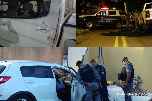 VÍDEO: polícia investiga se arsenal apreendido tem ligação com execuções na Capital
