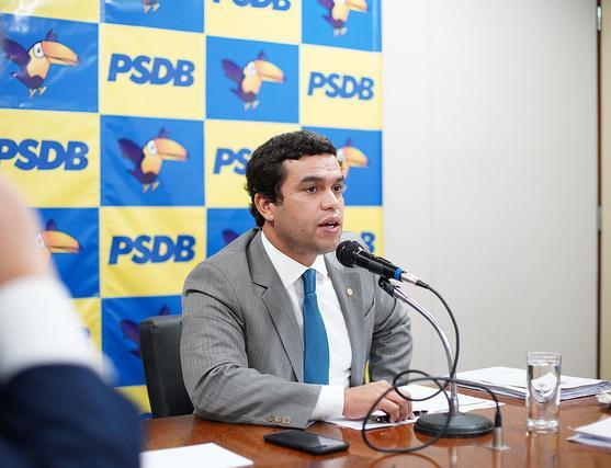 Beto Pereira é eleito secretário-geral do PSDB nacional