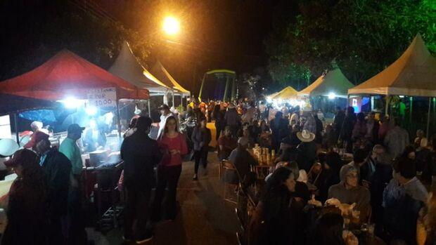 Festa do Queijo acontece em Rochedinho neste sábado