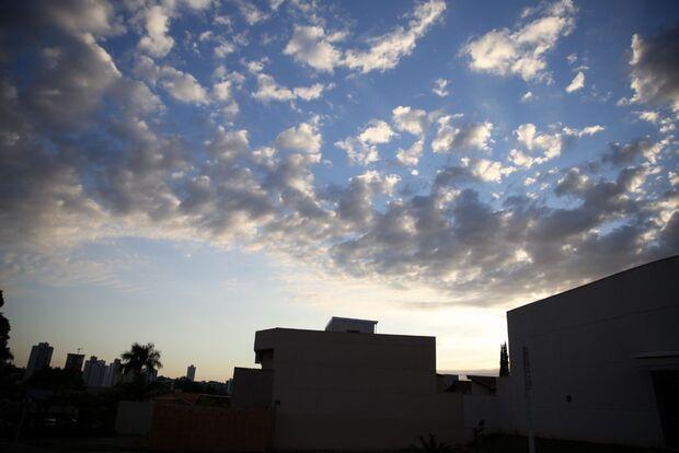 Frio de lascar: sábado será de céu nublado com mínima de 9º C em Campo Grande