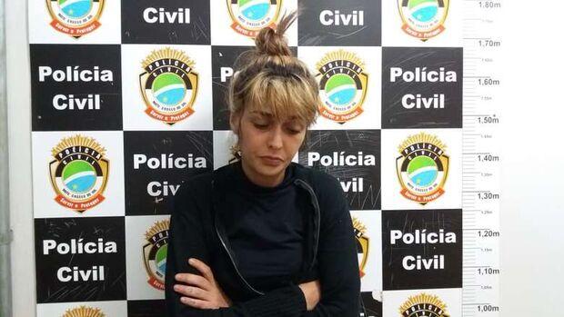Gaúcha é presa com drogas em rodoviária de MS