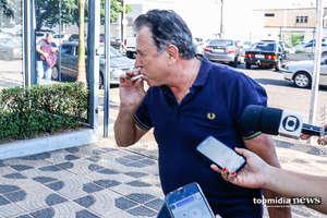 'Escondido', Giroto deixa presídio para prestar depoimento