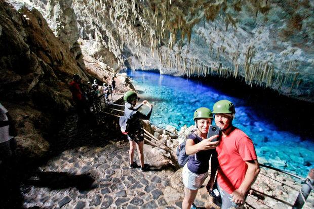 Com ações do Estado, Bonito projeta a melhor temporada do turismo em 2019