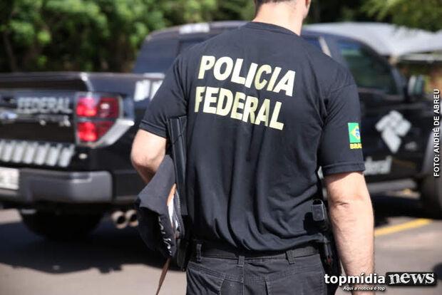Polícia Federal deflagra Operação para desarmar grupos indígenas em aldeia de MS