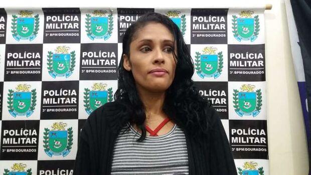 Mulher é presa com super maconha que levaria para o Paraná