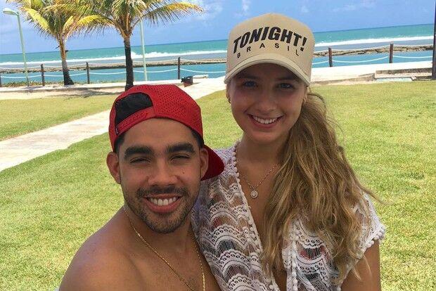 Namorada de Gabriel Diniz fala da morte do cantor pela primeira vez