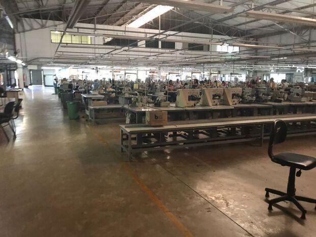 Ninguém deu: fábrica de calcinhas é leiloada, mas lance de R$ 5 milhões não atrai compradores