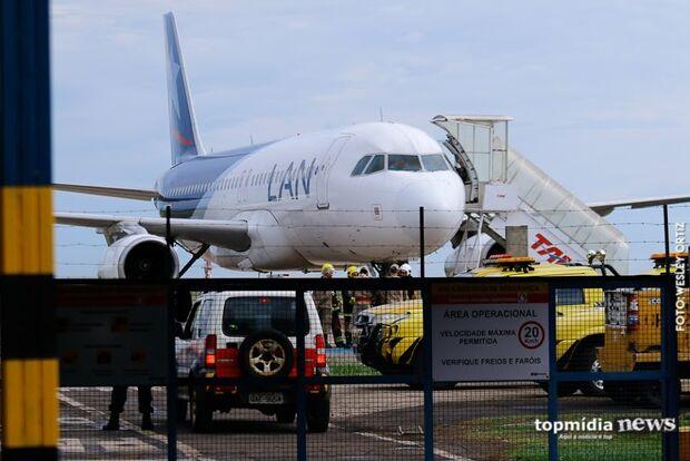 Aeroporto Internacional de Campo Grande opera por instrumentos nesta quinta-feira