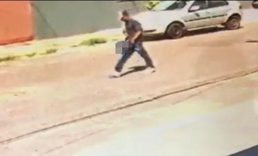 Em seis dias, farmácia na Calógeras é assaltada duas vezes por homem de 'sobrancelha riscadinha'