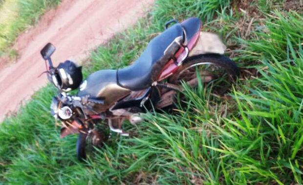 Motociclista em alta velocidade morre ao cair em curva às margens da BR-158