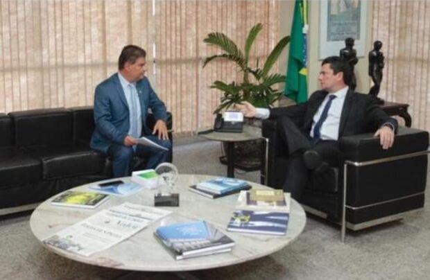Nelsinho diz que pode rever decisão de 'tirar Coaf de Sérgio Moro' em votação no Senado
