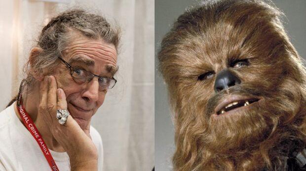 Peter Mayhew, o Chewbacca original de 'Star Wars', morre aos 74 anos