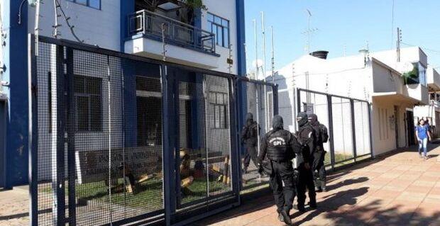 """PF desencadeia """"Operação Kratos"""" contra o tráfico internacional de drogas na região de fronteira"""