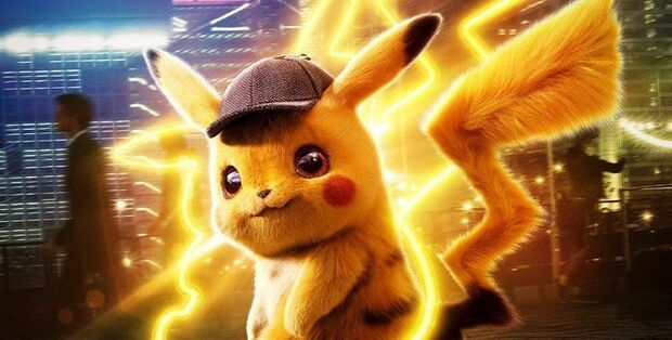 'Detetive Pikachu' agita a estreia da semana nos cinemas da Capital