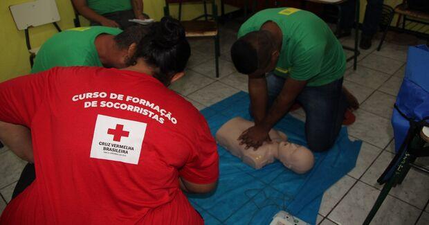 Parceria entre Agepen e Cruz Vermelha salva vidas dentro e fora dos presídios em MS