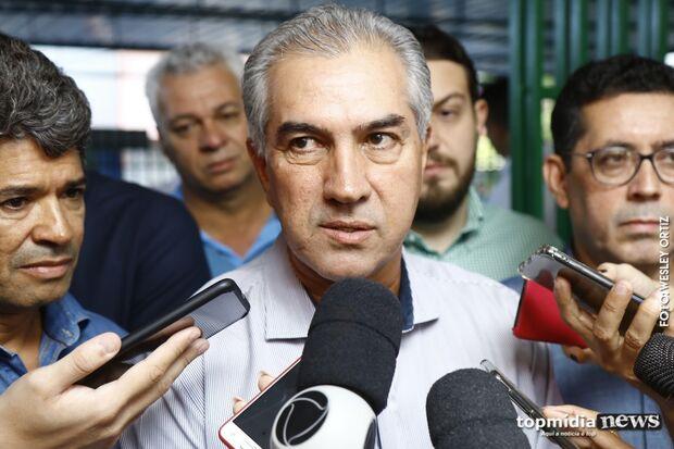 'Brasil precisa caminhar', dispara Reinaldo sobre proposta de unificação de impostos
