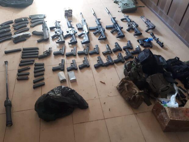 Guarda Municipal confirma prisão de mais dois agentes envolvidos com arsenal em Campo Grande