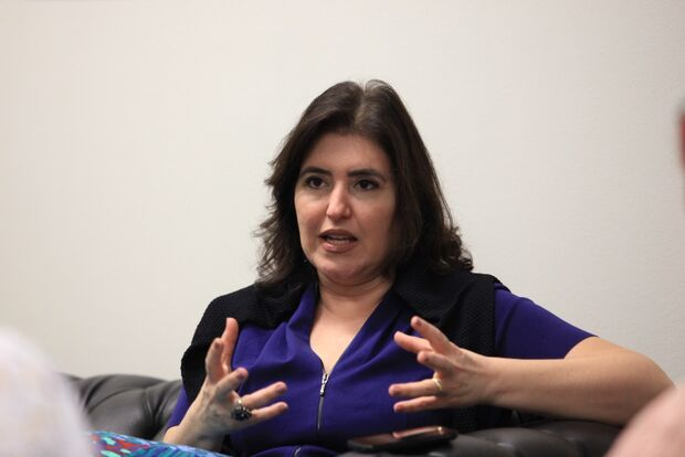 Para Simone Tebet, manifestação de domingo não é só pró-Bolsonaro; é um pedido de basta!