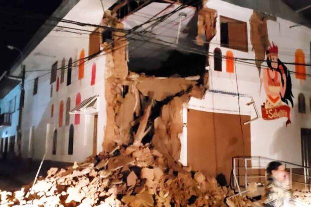 Terremoto no Peru deixa ao menos 1 morto e 5 feridos e é sentido até em Manaus