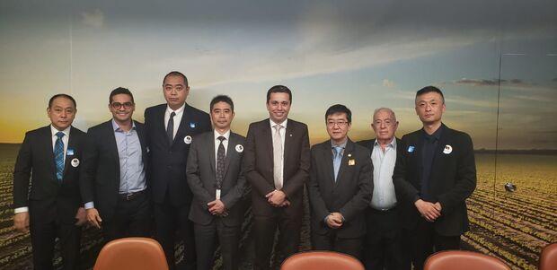 Autoridades chinesas participam de almoço-debate na Capital Para impulsionar economia bilateral
