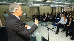 Nova regra garante mais transparência ao Vale Renda, explica Reinaldo Azambuja