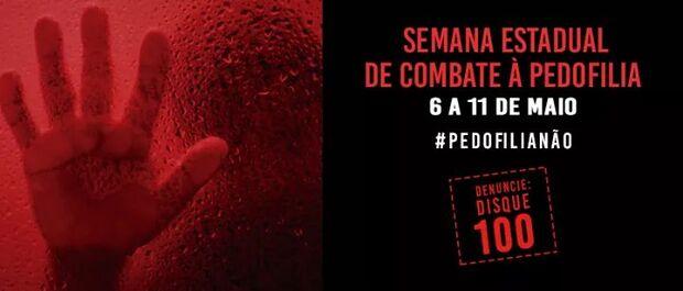 Governo de MS promove a Semana Estadual de Combate à Pedofilia