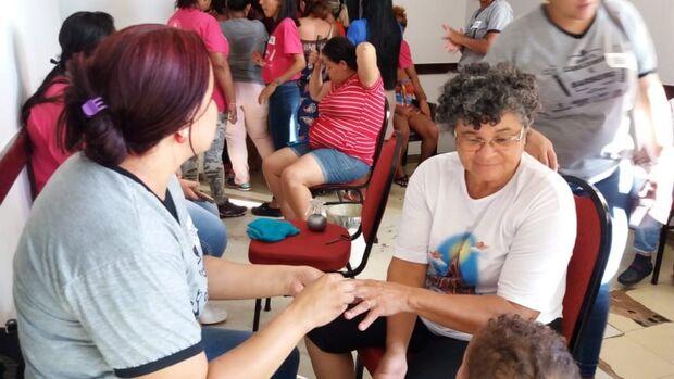 Prefeitura e Santa Casa fazem evento para levar alegria a pacientes da oncologia
