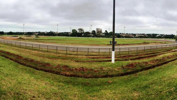 Campo Grande terá pista de atletismo a partir de agosto