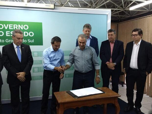 Governo e prefeitura oficializam 'pacotão' de investimentos no Parque das Nações