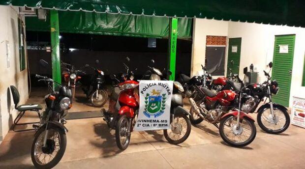 Operação Cavalo de Ferro tira 19 veículos de circulação no Vale do Ivinhema