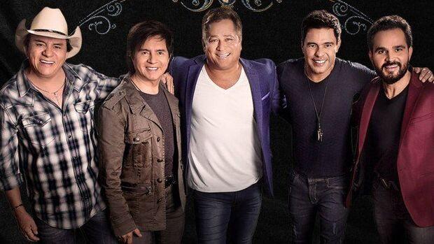 Show dos sertanejos 'Amigos' custa R$ 2 milhões e é o mais caro do Brasil