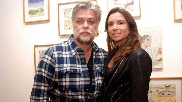 Fábio Assunção está namorando a publicitária Mel Pedroso