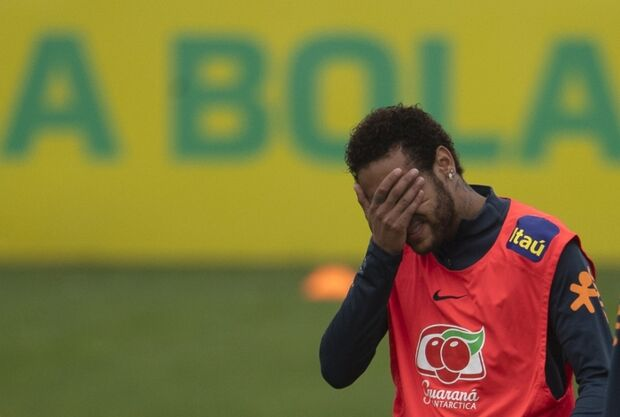 Real Madrid 'joga a toalha' para Neymar após polêmica e pedido da torcida