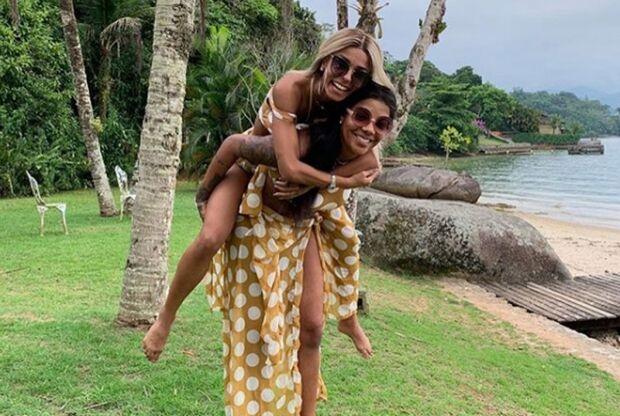 Ludmilla está namorando uma das suas bailarinas