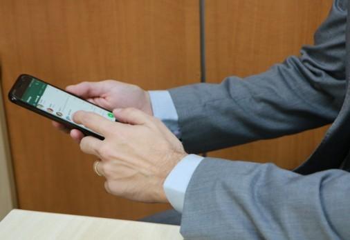 'Chama no zap': aplicativo será usado para intimação e videoconferência em Brasilândia