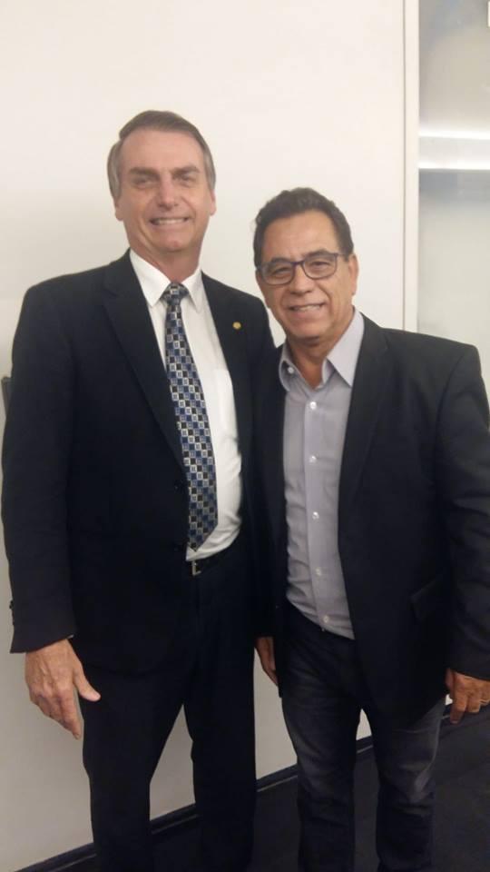Ex-prefeito de MS é comissionado do Senador que mais emprega no Congresso Nacional