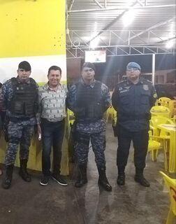 Depois de criança ameaçada com faca, até vereador faz ronda com Guarda Municipal na Vila Jacy