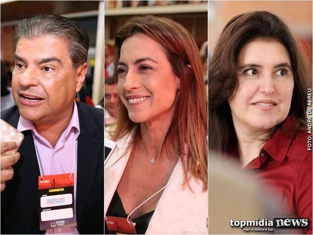 Em 4 meses, senadores de MS produziram dez projetos de lei; Soraya e Nelsinho estão empatados