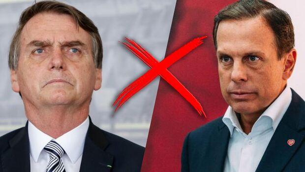 Dória bate Bolsonaro em 2022? Para tucanos de MS, proposta é boa