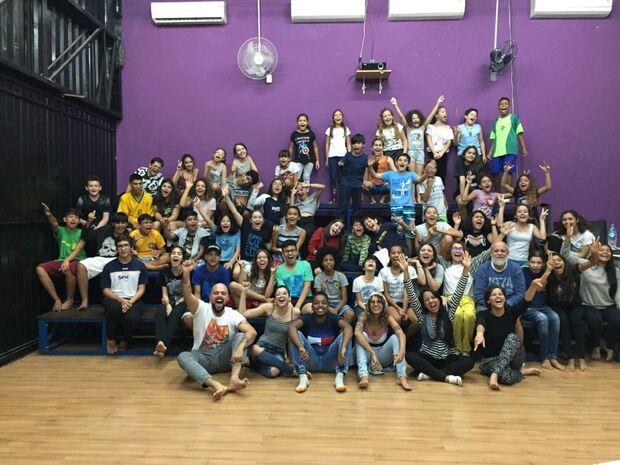 """Casa de Ensaio celebra 23 anos de atuação e do projeto """"Brincaturas & Teatrices"""""""