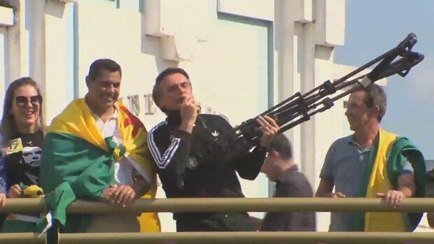Dia D: Plenário do Senado diz nesta terça 'sim ou não' ao decreto das armas de Bolsonaro