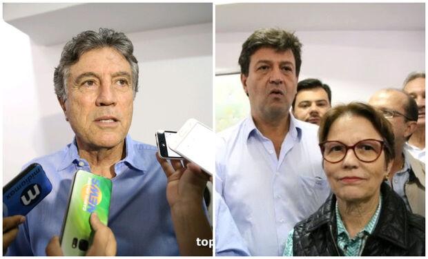 DEM oficializa direção provisória em MS com Murilo presidente e ministros vice