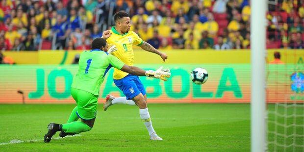 Afiado? Brasil faz 7x0 em Honduras em último amistoso antes de estrear na Copa América