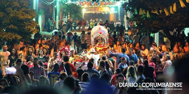 Com segurança reforçada, Arraial do Banho de São João começa nesta quinta-feira em Corumbá